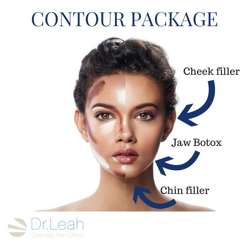 COSMETIC CONTOUR TRANSFORMATION - Dr Leah Skin Clinic
