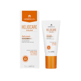 Heliocare colour gelcream brown spf50