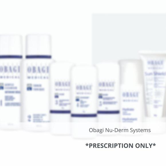 Obagi Nu Derm System Prescription only